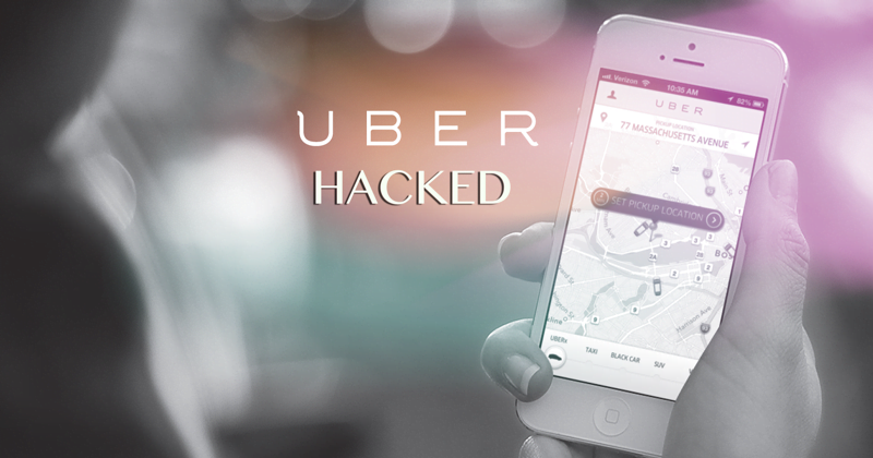 Uber Neglect Cyberattack That Exposed Data of 57 Million People Profiles