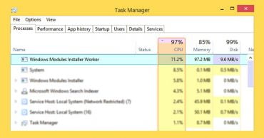 What Is Windows Modules Installer Worker?