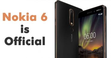 Nokia 6 (2018) Features Snapdragon 630 Chip & USB-C Port