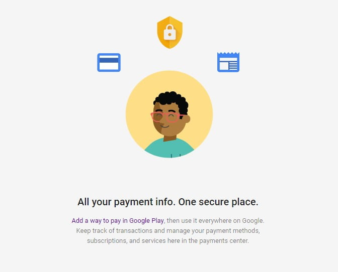 Updating Address In Google Payments