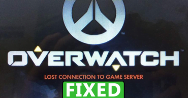 How To Fix Overwatch Lost Connection To Game Server Problem