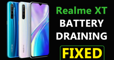 How To Fix Realme XT Battery Draining Issue