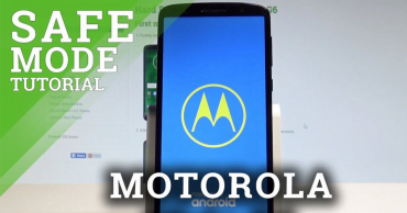 What is Safe Mode on Moto?