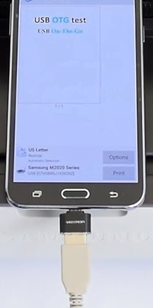 How To Connect Scanner To Android Smartphone Using USB